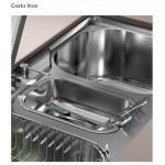 Cuba Espressione 20232 - Inox - De Bacco