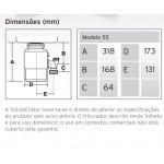 Triturador Modelo 56 - In Sink Erator