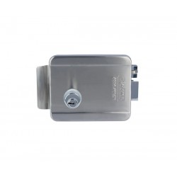 Fechadura Elétrica Sem Botão ERL 200 Inox - La Fonte