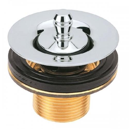 Válvula para Lavatório Metal Cromado 1602 C - Deca