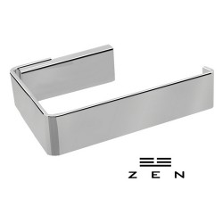 Papeleira de Parede Soul - Zen Design - Cromado