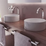 Toalheiro de Banho Simples - Polido - Spirit - Zen Design