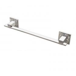 Toalheiro de Rosto Simples 35cm - Diamond - Zen Design