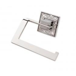 Papeleira de Parede Diamond - Zen Design - Cromado