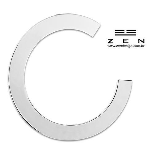 Toalheiro Argola de Rosto Simples - Woman - Zen Design