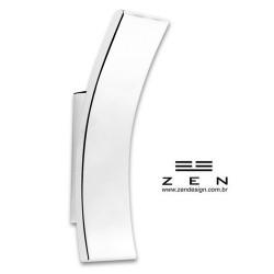 Cabide Simples Woman - Cromado Polido- Zen Design
