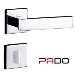 Fechadura Banheiro Retro 55mm 411/90B CR - Pado