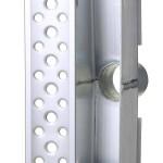 Grelha SP46 - 2,0 m - Sekapiso - Aluminio - Fosco