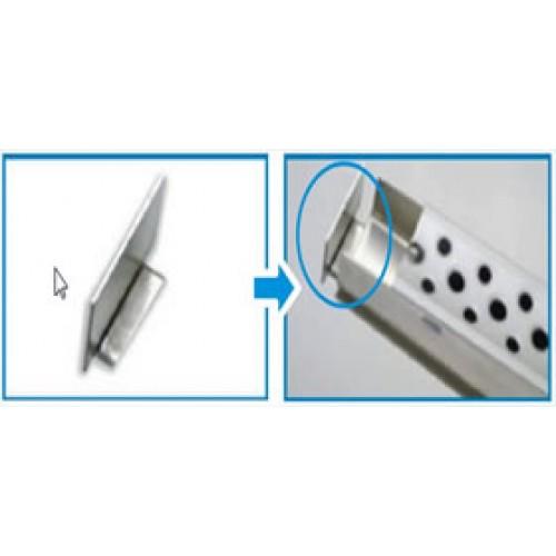 Conexão J8 - SP80 - Sekapiso - Aluminio  - Fosco