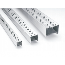 Grelha SP30 - 1,0 m - Sekapiso - Aluminio  - Fosco