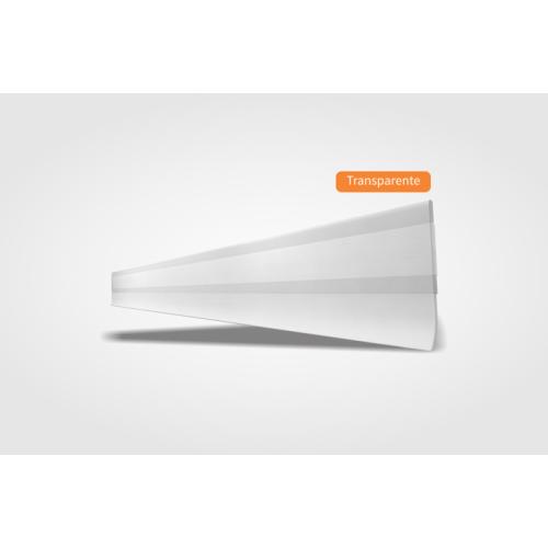 Veda Porta Adesivo Comfort Door 100cm Transparente