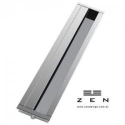 Puxador Inca Cromado - 20cm - Zen Design