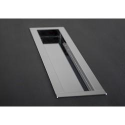 Puxador Nazca Cromado - 30cm - Zen Design