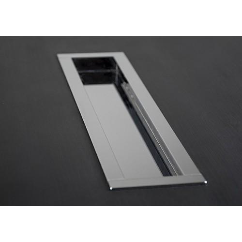 Puxador Nazca Cromado - 20cm - Zen Design