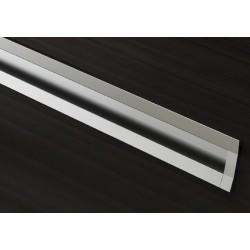 Puxador Smart Cromado - 16cm - Zen Design
