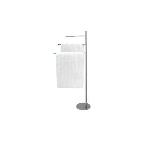 Porta Toalha Vertical Articulável 100cm Flat - Jackwall