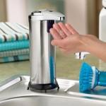 Saboneteira Líquida Automática Inox Com Sensor - Westing